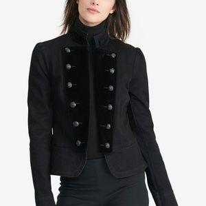 NWT Lauren Latrice Military Jacket  16